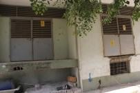 11 Katlı Apartmanın Zemin Katında Trafo