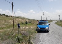 SARAYCıK - 250 Metre Enerji Nakil Kablosu Çalan Zanlı Yakalandı