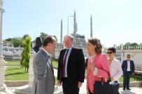 RECEP GÜRKAN - AB Türkiye Delegasyon Başkanı Berger Açıklaması 'Sınır Ötesi İlişkiler Bizim İşbirliğimizde Çok Önemli'