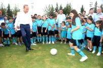 Adana'da 7 Bin Çocuğa Ücretsiz Futbol Eğitimi