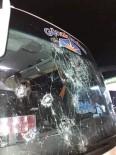 SAKARYASPOR - Afjet Afyonspor Taraftarlarına Final Maçı Sonrası Saldırı