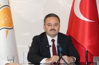 KARABÜK ÜNİVERSİTESİ - AK Parti Başkanı Altınöz Açıklaması 'Karabük Gelişmeye Devam Ediyor'