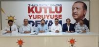 TERTIP KOMITESI - AK Parti'de Miting Hazırlığı