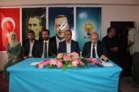 AK Parti Genel Başkan Yardımcısı Eker Açıklaması 'Türkiye'yi Eski Günlerine Geri Götürmek İstiyorlar'