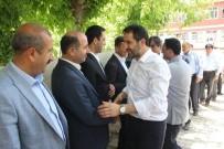 BEŞEVLER - AK Parti Heyeti Şemdinli'de