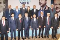 ABDULLAH AĞRALı - AK Parti Konya Milletvekili Adayları Tanıtıldı