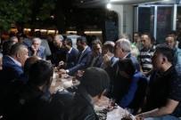 MUZAFFER ASLAN - AK Partili Adaylar MHP Seçim Bürosunu Ziyaret Etti