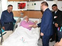 BÜLENT TURAN - AK Partili Turan Açıklaması 'Ne Türkiye Eski Türkiye Ne Çanakkale Eski Çanakkale'