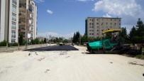 ALTINŞEHİR - Altınşehir'de Yol Genişletme Ve Asfalt Çalışması Yapıldı