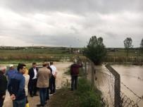 TÜLAY BAYDAR - Ankara'da Sağanak Yağış Hayatı Felç Etti