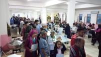 Arapgir'de Yüzlerce Kişi İftarda Buluşuyor