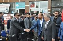 SELAHATTIN BEYRIBEY - Bakan Arslan Ve Bilal Erdoğan TÜGVA Kars İl Temsilciliği'nin Açılışını Yaptı