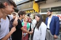 Bakan Sarıeroğlu Adanalı Esnafı Ziyaret Etti