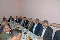 BALCı - Başkan Can, Çukurören Köyü'nde İftara Katıldı
