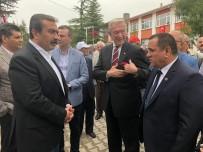 DOĞU AKDENİZ - Başkan Çetin'den Dumlupınar'a Spor Tesisi