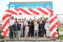 BAHÇEŞEHIR - Başkan Köşker'den Silvan'a Kardeşlik Parkları