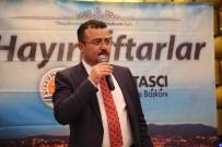 ERDOĞAN ARıKAN - Başkan Taşçı Açıklaması 'Karadeniz'in En Büyük Spor Ailesiyiz'