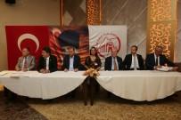 FETHI YAŞAR - Başkan Yaşar, Ankara Kulübü'nün Genel Kurulu'nda