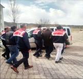 Bingöl Merkezli Uyuşturucu Operasyonu Açıklaması 5 Tutuklama