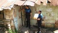TOPLUM DESTEKLI POLISLIK - Bitlis Polisinden Ramazan Yardımı