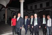 SEÇİMİN ARDINDAN - Bursaspor Başkanı Ali Ay Açıklaması 'Omuzlarımızda Sorumluluk Yükü Var'