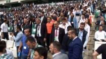 CAMBAZ - Bursaspor'un Başkanı Ali Ay Oldu