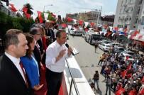 HÜSEYIN YıLDıZ - CHP'nin Aydın Adayları Nazilli'de Tanıtıldı