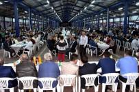 LEVENT KıLıÇ - Çorlu'daki Sinoplular İftarda Buluştu