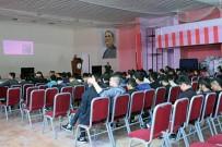 AMBALAJ ATIKLARI - Dinar'da 500 Öğrenciye Çevre Bilinci Ve Geri Dönüşüm Eğitimi Verildi