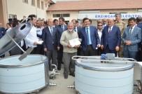ALI ARSLANTAŞ - Erzincan Da 100 Üreticiye, Süt Soğutma Tankı Dağıtıldı