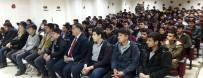 PIR SULTAN ABDAL - GAÜN İslahiye Meslek Yüksekokulu'nda Etik Kurallar Konferansı
