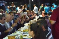 Hasköy'de İftar Sofrası Kuruldu