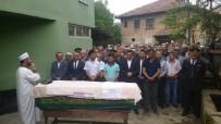 VEYSEL KARANI - Hayatını Kaybeden Kıbrıs Gazisi Son Yolculuğuna Uğurlandı