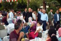 AŞıK SEFAI - İftar Sofraları Bu Kez Bozyazı'da Kuruldu