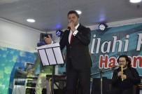 İlahi Sanatçısı Hasan Dursun Ağrı'da Konser Verdi