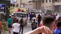 GÖZ YAŞARTICI GAZ - İsrail Askerlerinden Filistin Mülteci Kampına Baskın