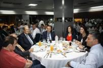 HALK BANKASı - İzmir Esnafı İftarda Buluştu