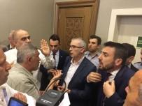 DOĞAL AFET - Kentsel Dönüşüm Mağdurları Mecliste Hak Aradı