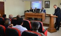 YOL YAPIMI - Köylere Hizmet Götürme Birliği Toplantısı Yapıldı