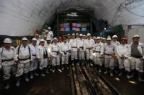 AHMET DEMIRCI - Madende İftarda Buluştular