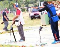 TEKELI - Menteşe'de Trap Kurşun Yarışması
