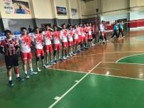 YETİŞTİRME YURDU - Muş Voleybol Takımı Bölge Şampiyonu Oldu