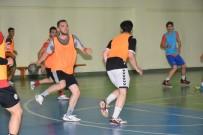 NAZİLLİ BELEDİYESPOR - Nazilli Belediyespor Hentbol Takımı Finalde