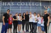 HALIL KAYA - Öğrencilerden Büyük Başarı