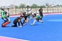 ENDÜSTRI MESLEK LISESI - Okul Sporları Hokey Gençler Türkiye Birinciliği Tamamlandı