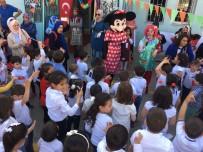 BALIK TUTMA - Ömer Nasuhi Bilmen İlkokulu'ndan Okul Öncesi Çocuk Şenliği