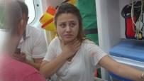 SEYHAN NEHRİ - Otomobili İle Birlikte Nehre Düşen Kızını Kurtardı