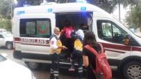 ADIYAMAN VALİLİĞİ - Otomobilin Çarptığı Çocuk Yaralandı