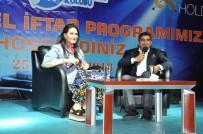 SES SANATÇISI - SBK Holding Ailesi, İftarda Öğrencilerle Bir Araya Geldi