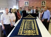 PADIŞAH - Sultan IV. Mustafa Han'ın Puşidesi 2,5 Yılda Tamamlandı